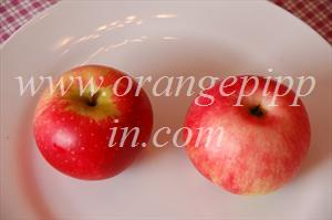 Discovery apples (probable identification)