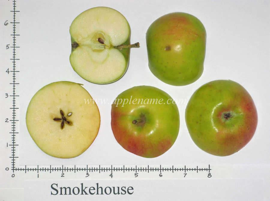 Smokehouse apple identification